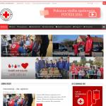 red cross website, čakovec infenso
