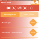 Infenso mobile applications